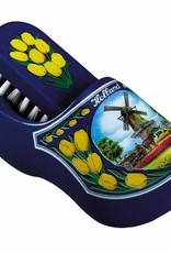 Nijhuis Borstel klompen Tulp/molen decor