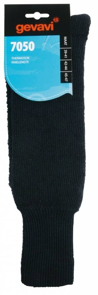 Gevavi Thermosok 7050 blauw