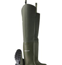 Dunlop Lieslaars - 386VP groen