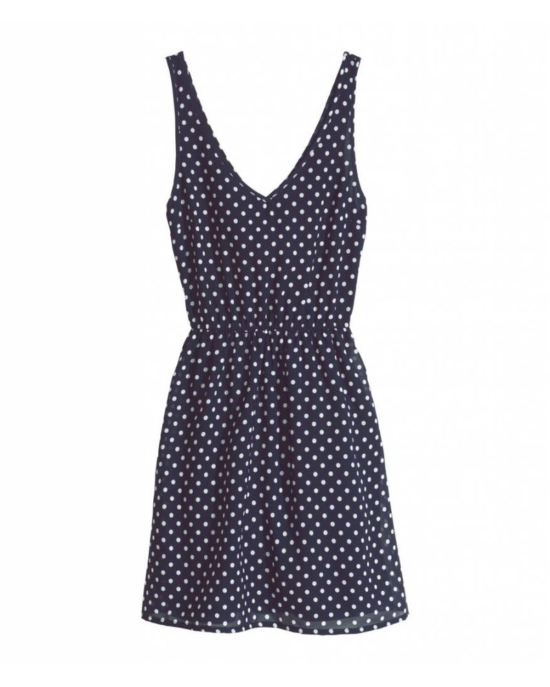 Spotted summer dress