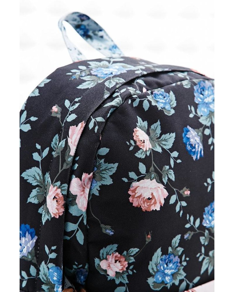 Flower backpack