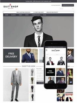 Dresser Responsive Suits