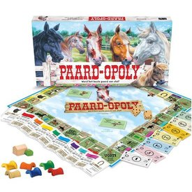 Late For The Sky Pferde-Opoly Gesellschaftsspiel