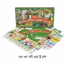 Late For The Sky Safari-Opoly Gesellschaftsspiel
