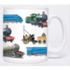 Otter House Alte Züge Tasse Cup