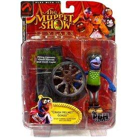 Palisades Muppet Show Action Figure Sturzhelm Gonzo