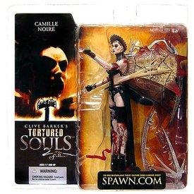 McFarlane Toys Clive Barker's Camille Noire Figure Tortured Souls 2