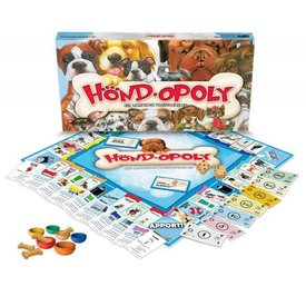 Late For The Sky Hond-Opoly Gezelschapsspel