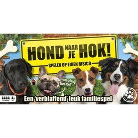Plenty Gifts Hond naar je hok bordspel