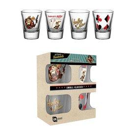 GB Eye DC Comics Harley Quinn Bombshell Schnapsglas Set