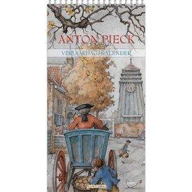 Comello Anton Pieck Dorpsplein Geburtstagskalender