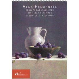 Comello Henk Helmantel Verjaardagskalender