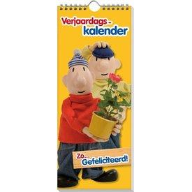 Interstat Buurman & Buurman Geburtstagskalender