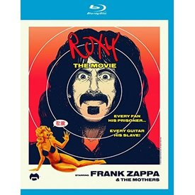Eagle Frank Zappa Roxy - The Movie Blu Ray