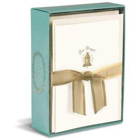 Graphique de France Bee Happy 10 Boxed Notitiekaarten met envelop