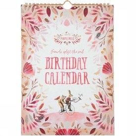 Pimpelmees Pimpelmees Verjaardagskalender