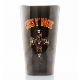 GB Eye Guns N Roses Logo Premium Coloured Groot Glas