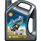 Shell Advance Ultra 10w40