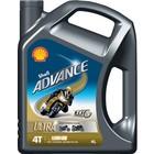 Shell Advance Ultra 15w50