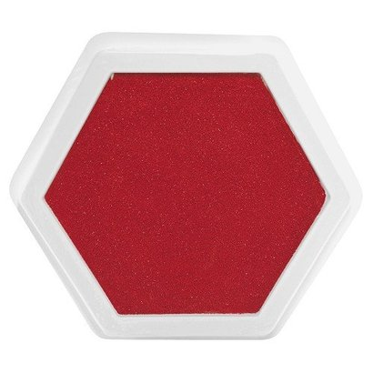 Mega stempelkussen Rood