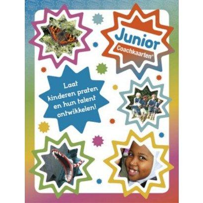 Junior Coachkaarten - Laat kinderen praten en hun talent ontwikkelen!