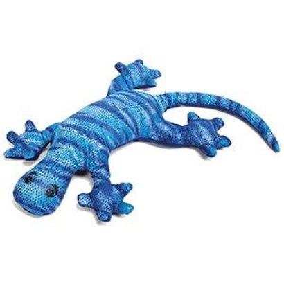 Manimo Verzwaarde Hagedis Blauw