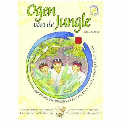 Sunny Games / Zonnespel Ogen van de Jungle - coöperatief bordspel