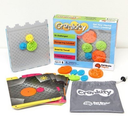 Fat Brain Toys Crankity - brain game
