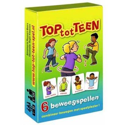 Top tot Teen - beweegspellen