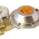 Gasdrukregelaar met manometer