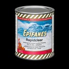 Epifanes Rapidclear met UV-filter / 750ml