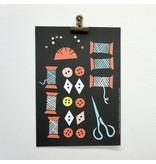 Polkka Jam poster nappeja ja rullia