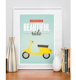 Restyle poster beautiful ride XL