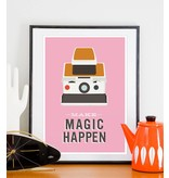 Restyle poster magic