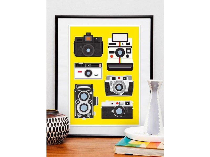 Restyle poster polaroid