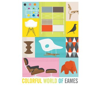 poster world of Eames