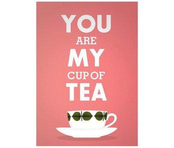 poster tea