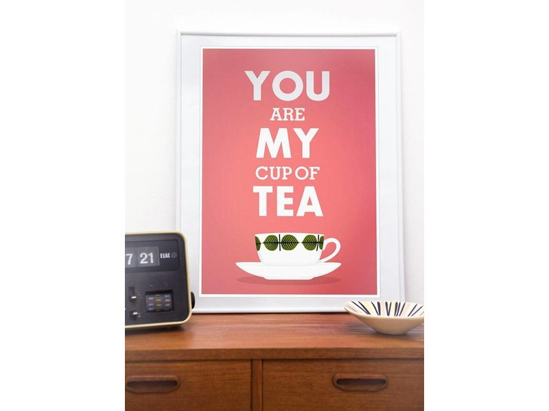 Restyle poster tea