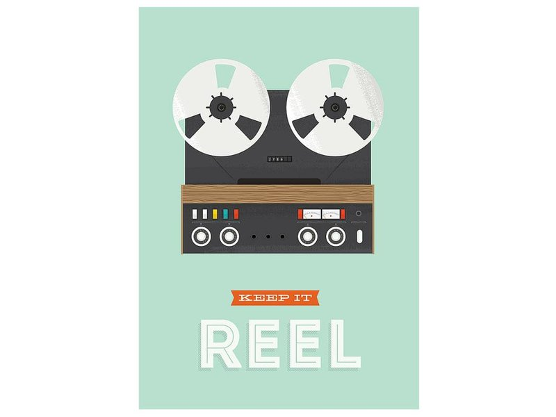 Restyle poster reel