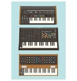 Restyle poster synthesizer