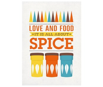 poster spice