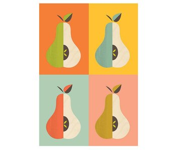 poster pears