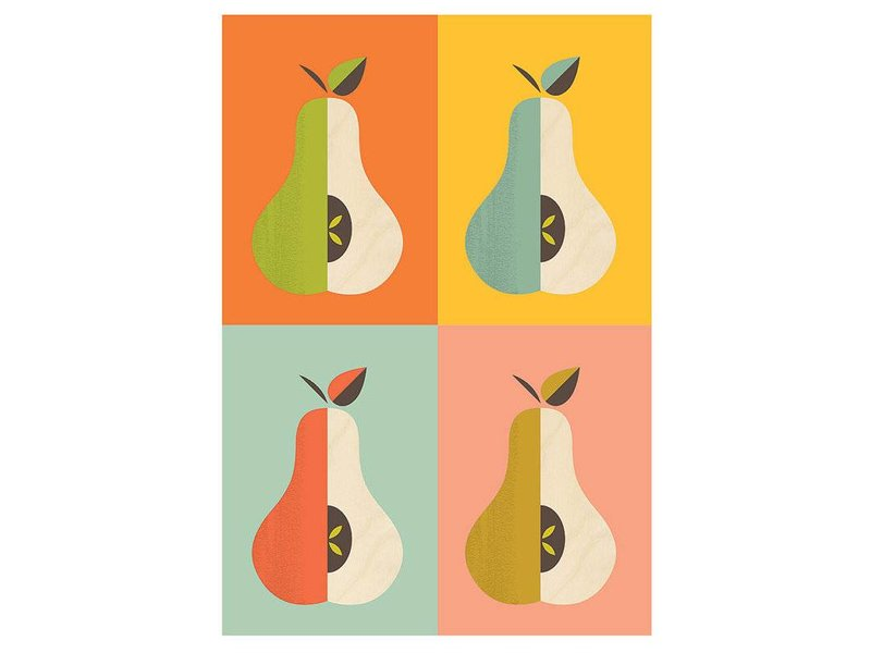 Restyle poster pears