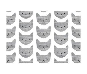 A3 poster kattengezichten