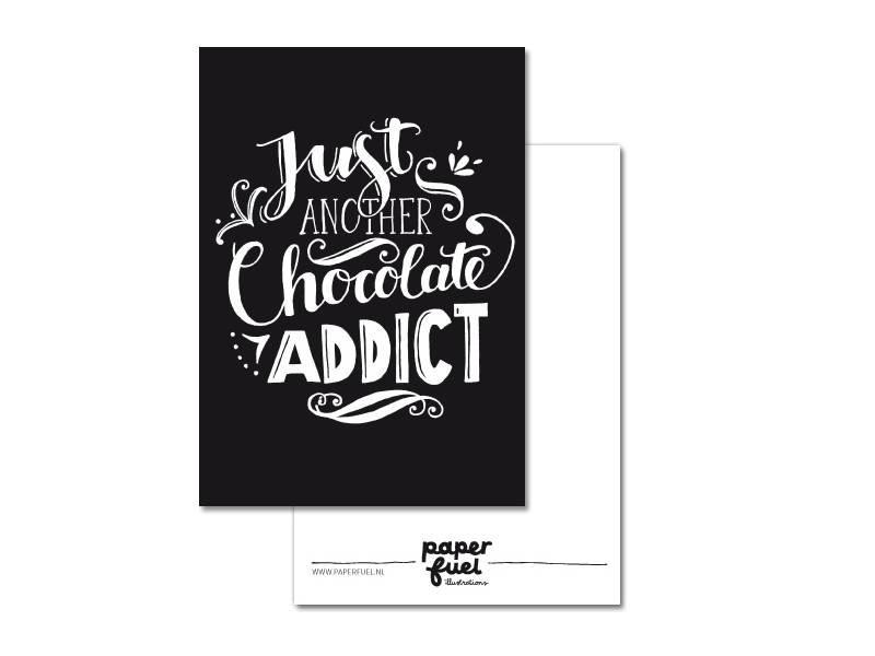 Paper fuel kaartenset sunday, inspired, life, chocolate