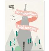 Michelle Carlslund A3 Mountain
