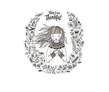 kaart thankful