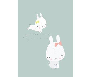 kaart bunnies