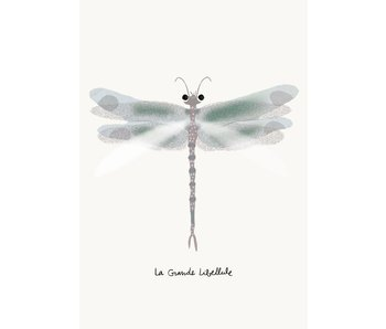 kaart libelle
