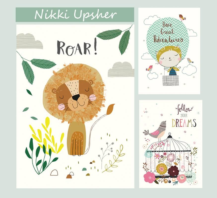 Meet Nikki Upsher